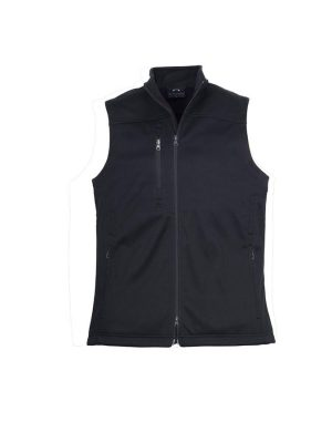 Ladies-BIZTECH-Plain-Soft-Shell-Vest