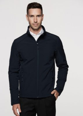 Selwyn Mens Soft Shell Jacket